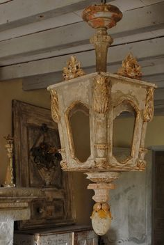 18thC French Style…this reminds me of Formations entry chandelier in main home