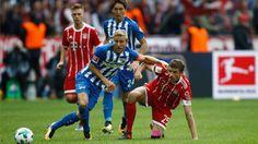 Resumen y goles del Hertha - Bayern (2-2) partido de la jornada 7 http://www.sport.es/es/noticias/bundesliga/bayern-acrecenta-crisis-con-empate-berlin-6324508?utm_source=rss-noticias&utm_medium=feed&utm_campaign=bundesliga