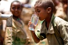 Everyone on the Planet deserves to have Water.