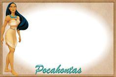 """Princesses"": ""Pocahontas"", as courtesy of Walt Disney Disney Style, Disney Love, Disney Ideas, Walt Disney, Disney Diy, Disney Cruise, Disney Vacations, Disney Trips, Pocahontas Birthday Party"