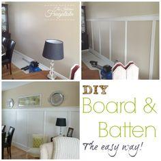 An easy DIY Board an
