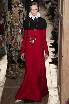 Valentino 2016 Fall Haute Couture Collection   The FashionBrides