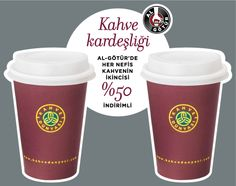 Kahve Dünyası Mağazalarında Kahve Kardeşliği!