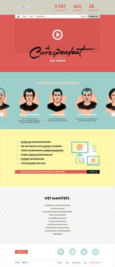 Weekly Web Design Inspiration #25 #webdesign #design #designer #inspiration #user #interface #ui