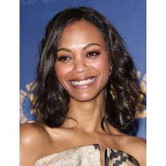 Zoe Saldana In The Press Room For 62Nd Annual Directors Guild Of America Awards - Press Room Canvas Art - (16 x 20)