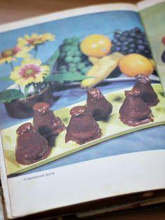 Čokoládové špice v kuchařce Cereal, Spices, Food And Drink, Pudding, Baking, Breakfast, Cake, Thermomix, Morning Coffee