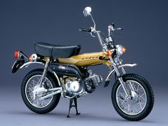 HONDA ST90 Mighty Dax