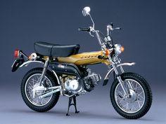 honda mighty daxhonda st90(1972)