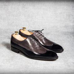 Richelieu à plastron Altan Bottier - Oxford shoe with plastron | Altan Bottier - La boutique