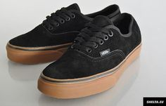 Vans Authentic | Black / Gum