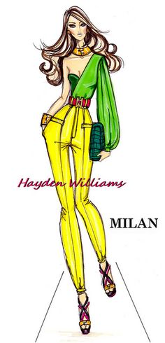 'City Style' by Hayden Williams: Milan by Fashion_Luva, via Flickr