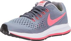 new concept 83fd1 43617 Nike Girls Zoom Pegasus 34 GS Running Shoe 25 M US Little Kid     Learn more  by visiting the image link.