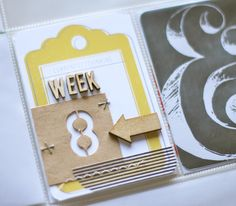 Paper Fab: Project Life - Week 8