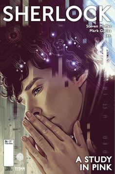 Thanks to @ComicsTitan, here are the covers for #Sherlock Manga #6 - out this November in the UK and USA.