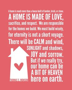 LDS Quote Thomas S