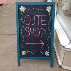 "The ""cute shop"" will open at 12:30 today.  We apologize for any inconvenience!  It's a beautiful day for shopping! #shoplocal #shopsmall #shophandmade #cuteshop #saturdayisforshopping #madisonave #lakewood by girlsbesttrend"