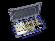 Basic Fastener Kit [KIT02400M] - $19.90 : Seeed Studio Bazaar, Boost ideas, extend the reach