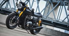 Triumph's Thruxton R has been hailed has the perfect modern-day cafe racer. So how could the custom workshop K-Speed possibly improve it?