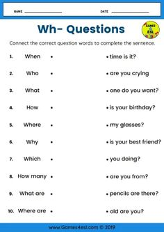 English Grammar For Kids, Learning English For Kids, Teaching English Grammar, English Worksheets For Kids, English Lessons For Kids, English Vocabulary Words, English Language Learning, Learn English Words, Reading Worksheets