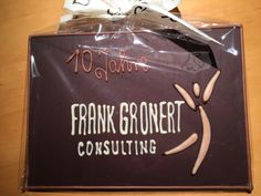 10 Jahre Frank Gronert Consulting