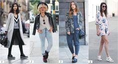 De onde vem: Sapatos Flatform - Blog Ela Inspira - http://www.elainspira.com.br/de-onde-vem-sapatos-flatform/
