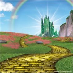 Backdrops: Wizard of Oz 2A