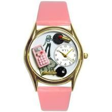 Teen Girl Watch Small Gold Style A816-C-0420004