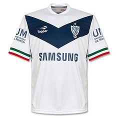 Camiseta del Velez Sarsfield 2014-2015 Local