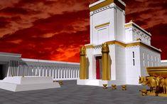 Solomon's Temple – Noah begat 3 sons