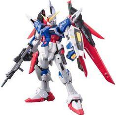 #11 Destiny Gundam, Real Grade