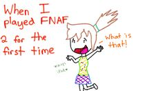Played Five Nights at Freddy's Two for the fist time! FNAF LOL IT ...