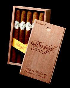 Davidoff Cigars... THE GOOD LIFE
