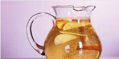 Υγιεινό Αδυνάτισμα με Νερό, Κανέλα, Μήλο και Λεμόνι!