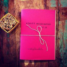 Beauty Dickinson Notebook
