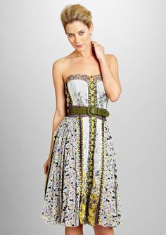 Byron Lars on ideeli today. if only i had enough money. Casual Day Dresses, Summer Dresses, Formal Dresses, Byron Lars, Everyday Dresses, Future Fashion, Designer Collection, Strapless Dress Formal, Fashion Beauty