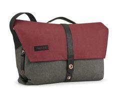 Timbuk2 Sunset Messenger Bag in Red Devil/Black