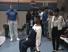 """This is how you take a punch. 