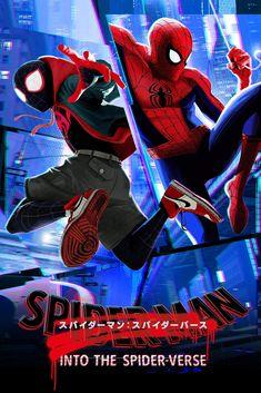 Spider Verse, Deadpool, Spiderman, Superhero, Fictional Characters, Spider Man, Superheroes, Fantasy Characters