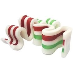 Ribbon Candy Soap Recipe
