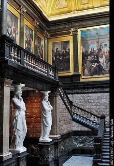 Belgium, Flanders, Antwerp, Royal Museum of Fine Arts, Koninklijk Museum voor Schone Kunsten, KMSKA
