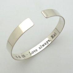 Geheime Nachricht Armband. Nachricht Silberarmband.