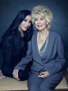 "Lifetime's Special ""Dear Mom, Love Cher"" 2013 photoshoot"