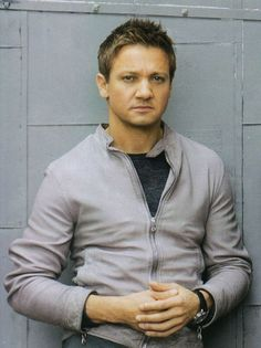Jeremy Renner as Lancelot in Fionavar or Alun in Last Light