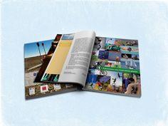 Création de brochure | Com On Light, agence conseil en communication responsable