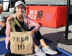 Lauren Bush Lauren Talks About the Natural High She Gets During Her Charity Race