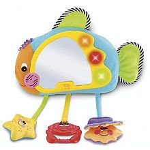 """Fisher-Price Ocean Wonders: Musical Activity Mirror - Fisher-Price - Toys """"R"""" Us"""