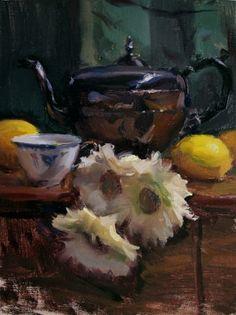 John Ball original oil paintings