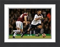 Tottenham Hotspur v Burnley - Premier League - LONDON, ENGLAND - DECEMBER 18: Mousa - Photo Prints - 13190140 - Tottenham Hotspur