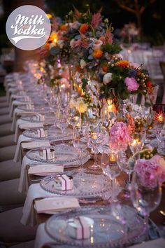 Art de la table by MilkAndVodka destination events Baby Showers, Event Planning, Destination Wedding, Parties, Events, Weddings, Photo And Video, Table, Instagram