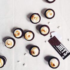 Smores cupcakes!